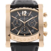 Bulgari Assioma AAP48GCH/AAP48BGLDCH/C pre-owned