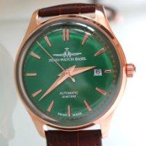 Zeno-Watch Basel Acél Automata Zeno-Watch Basel Jules Classic új