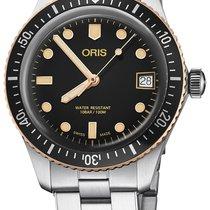 Oris Divers Sixty Five 01 733 7747 4354-07 8 17 18 new