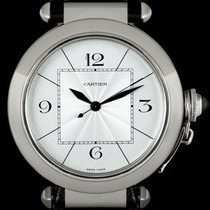Cartier Pasha W3018751 2005 pre-owned