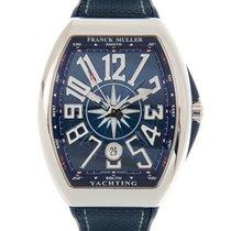 Franck Muller Vanguard Steel 41mm Blue