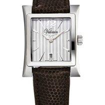 Vulcain Reloj de dama 26mm Cuarzo nuevo Reloj con estuche y documentos originales 2010
