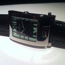 Corum Acero Cuarzo Negro Romanos 24mm nuevo Tabogan