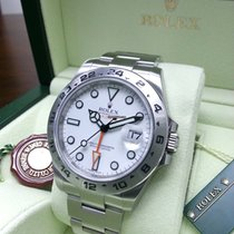 勞力士 (Rolex) Explorer II 216570 WHITE DIAL