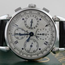 Chronoswiss Classic Steel 37mm Silver Roman numerals United States of America, New York, Greenvale