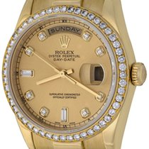 Rolex President Day-Date Model 118348