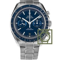 Omega Speedmaster Professional Moonwatch chronograph 44,25 blue