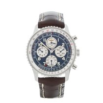Breitling Navitimer Chronograph Stainless Steel Gents A33030 -...