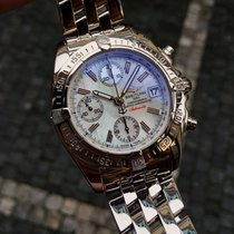 Breitling Chrono Cockpit Mother of Pearl Dial
