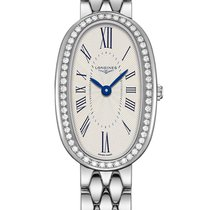 Longines Symphonette Steel 18.9mm Silver United States of America, New York, Airmont