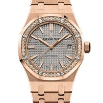Audemars Piguet Royal Oak Lady nuevo 37mm Oro rosado