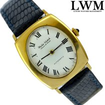 Philip Watch Yellow gold Automatic White Roman numerals 29mm pre-owned