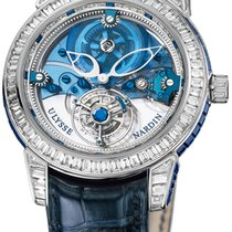 Ulysse Nardin Royal Blue Tourbillon new