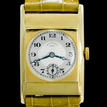 Patek Philippe Vintage Or jaune 26mm Gris Arabes