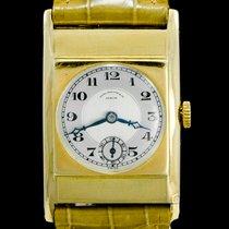 Patek Philippe Vintage Or jaune 26mm Gris Arabes Belgique, Brussel