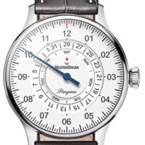 Meistersinger Pangaea Day Date PDD901 - MEISTERSINGER CLASSIC PLUS PANGAEA DAY DATE UOMO new