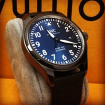IWC Pilot Mark LAUREUS SPORT GOOD FOUNDATION
