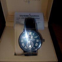 Ulysse Nardin Marine Chronometer 43mm 263-67 подержанные