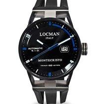 Locman Steel 44mm Automatic Montecristo new