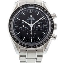 Omega 3570.50.00 Aço Speedmaster Professional Moonwatch 42mm