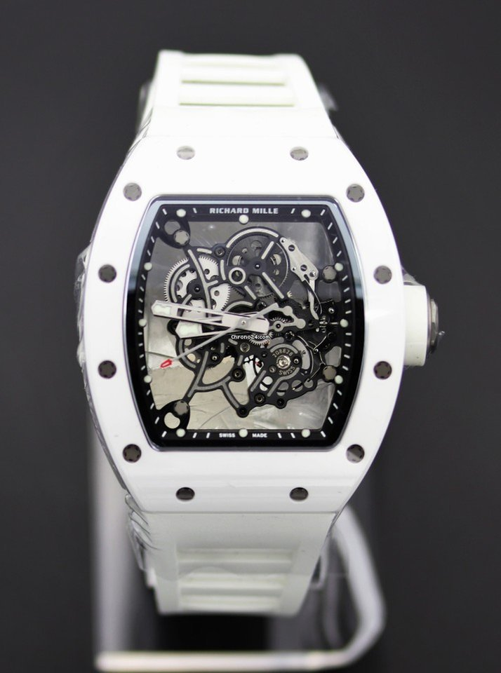 4d2a96b3acd Richard Mille Ceramic watches - all prices for Richard Mille Ceramic  watches on Chrono24