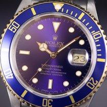 Rolex Submariner Date usato 40,00mm Oro/Acciaio