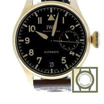 IWC Big Pilot's Watch Heritage Bronze Automatic Black Dial...