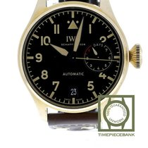 IWC Bronze Automatic Black Arabic numerals 46.2mm new Big Pilot