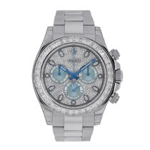 Rolex 116576TBR Platinum Daytona 40mm new