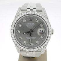 Rolex Datejust 126300 2017 pre-owned