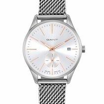 Gant nieuw Quartz 36mm Staal Mineraalglas