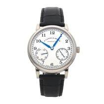 A. Lange & Söhne 1815 pre-owned 39mm White gold