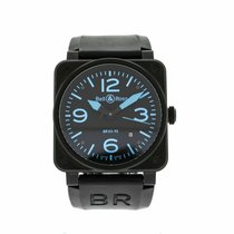 Bell & Ross Steel 42mm Automatic BR-03-92-BLUE new United States of America, Florida, Sarasota
