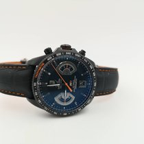 TAG Heuer Titane Remontage automatique 43mm 2012 Grand Carrera