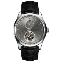Jaeger-LeCoultre Master Grande Tradition Platinum 43mm Silver Arabic numerals United States of America, New York, NYC