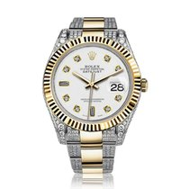 Rolex Datejust II Gold/Steel 41mm White No numerals United States of America, New York, New York