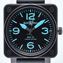 Bell & Ross BR 01-92 BR01-92 Very good Steel 46mm Automatic
