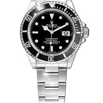 Rolex Submariner Date Steel 40mm Black No numerals South Africa, Johannesburg