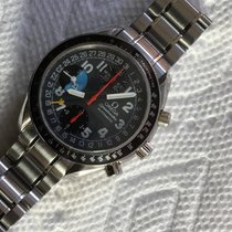 Omega Speedmaster Day Date Steel 39mm Grey Arabic numerals United States of America, Wisconsin, De Pere