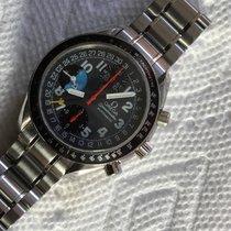 Omega 3520.53.00 Staal Speedmaster Day Date 39mm tweedehands