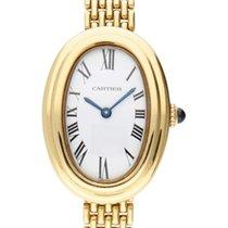 Cartier Baignoire Жёлтое золото 22mm