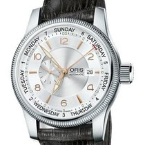 Oris Big Crown Small Second Pointer Day 01 745 7629 4061-07 5 22 76FC new
