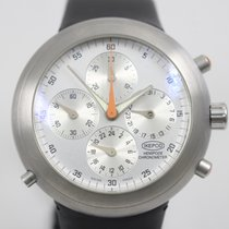 Ikepod Steel 44mm Automatic 31A0580 pre-owned