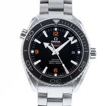 Omega Seamaster Planet Ocean 232.30.46.21.01.003 2010 pre-owned