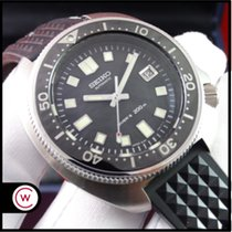 Seiko Steel 45mm Automatic SLA033J1 pre-owned