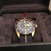 Tudor Black Bay Bronze neu 2018 Automatik Uhr mit Original-Box und Original-Papieren 79250BB