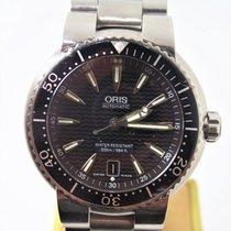 Oris Divers Steel Black United States of America, New York, New York