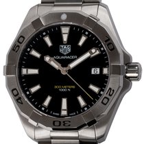 TAG Heuer Aquaracer 300M Steel 41mm Black United States of America, Texas, Austin