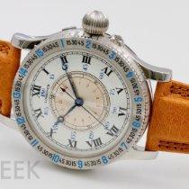 Longines Lindbergh Hour Angle 876.5238 1992 neu