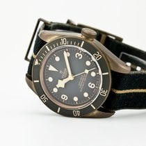 Tudor Black Bay Bronze Bronze 43mm Grey Arabic numerals